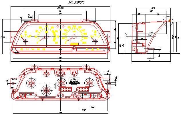 ...приборов все контрольные приборы автомобиля объединены в комбинацию приборов комбинация приборов ваз-2110 схема.